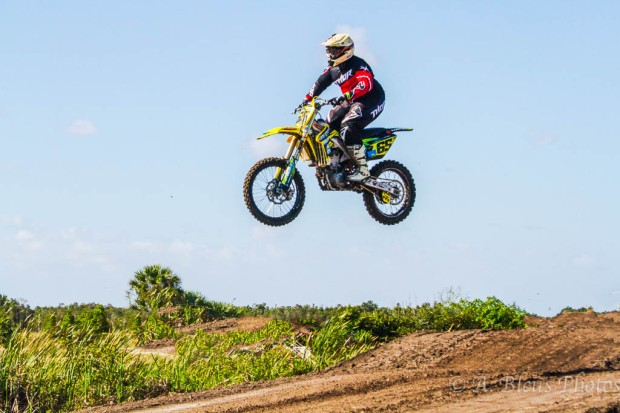 Miami Motocross Bike Race