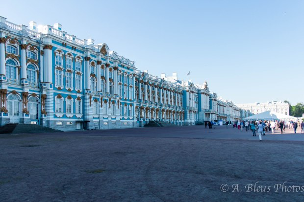 Pushkin Palace, St. Petersburg