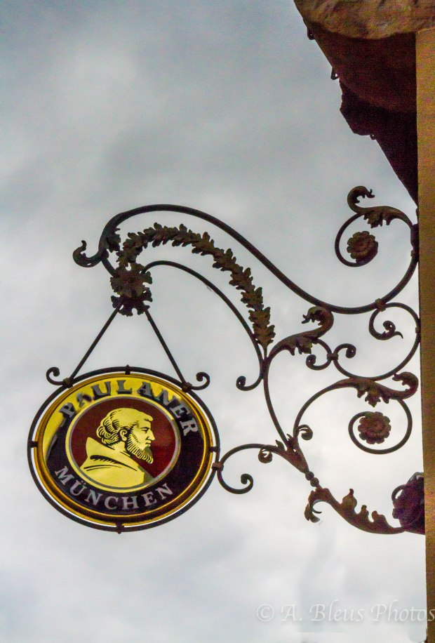 Bar Sign, Colmar France