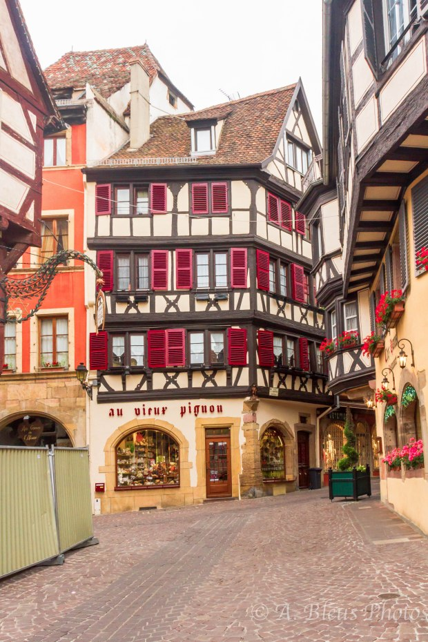 Colorful Buildings, Colmar France