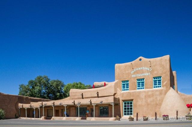 Adobe Building Taos Nm Alixbleus