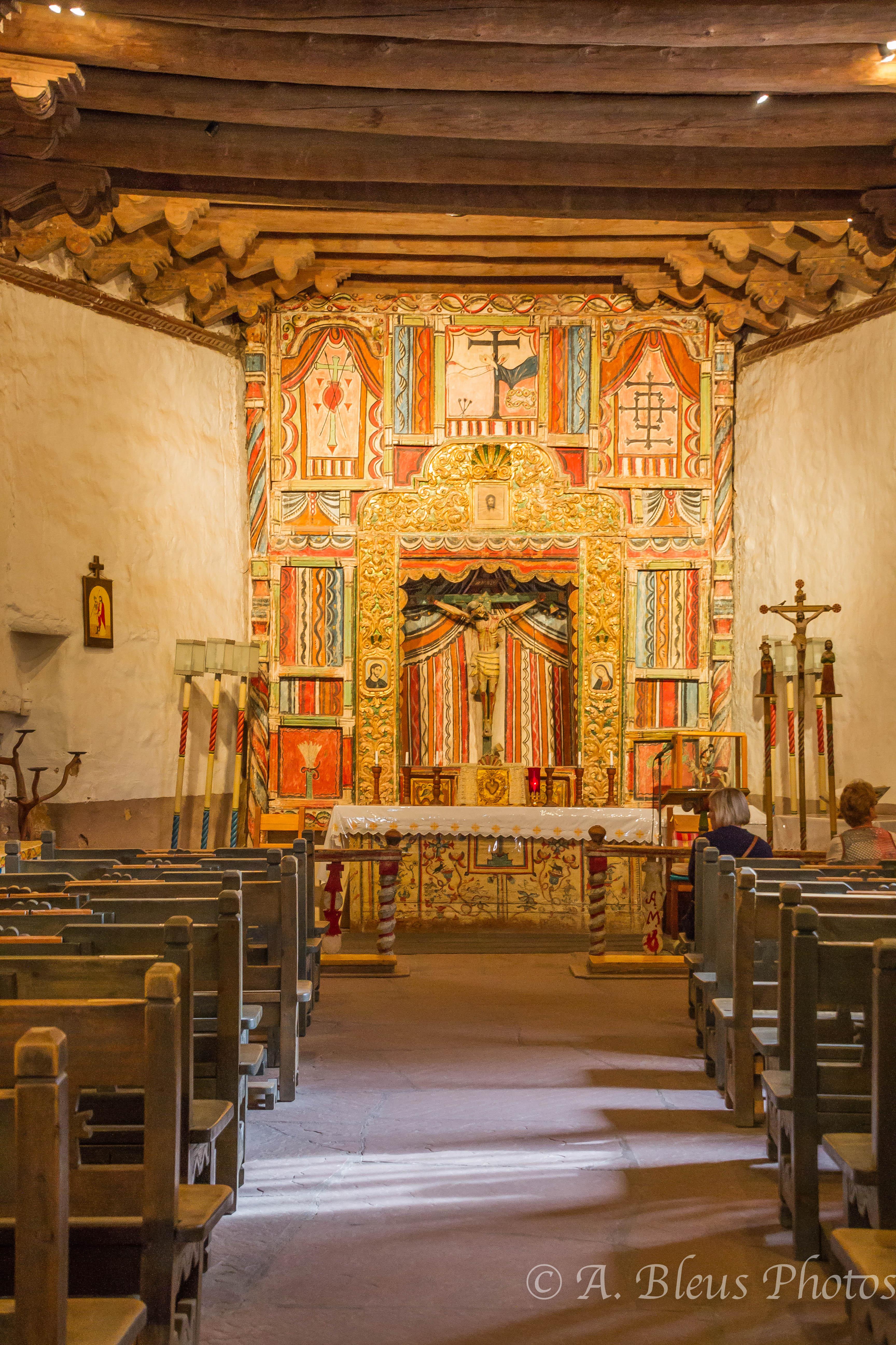 Chimayo Altar New Mexico
