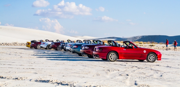 A Mazda Rally at White Sands Nat. Monument MG8946, NM