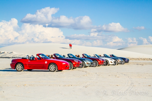 A Mazda Rally at White Sands Nat. Monument MG8948, NM
