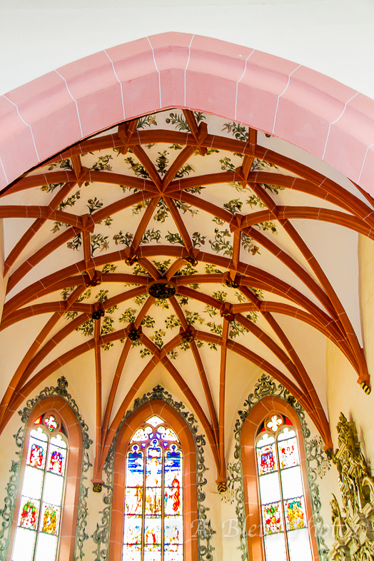 Evang. Stadtkirche Michelstadt Dome, Germany