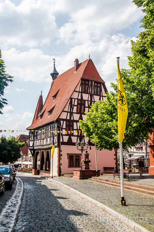 Old Town Hall, Michelstadt, Germany