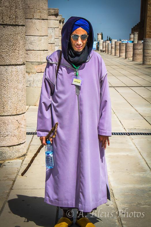 A Berber Guide, Morocco