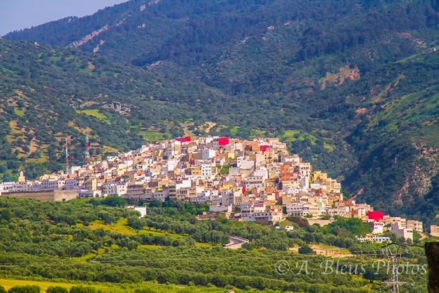 A Moroccan Village