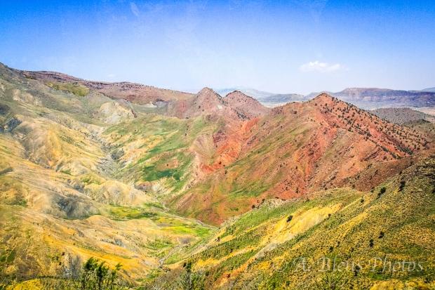 Anti-Atlas Mountain and Colors, Morocco_3378