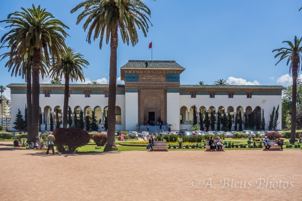 Mohammed V Square, Casablanca, Morocco