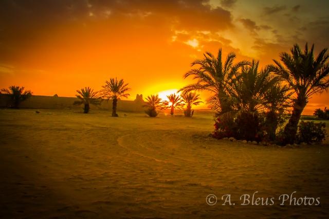 Erfoud Morocco  city pictures gallery : Sunset in Erfoud, Morocco 2213 | alixbleus