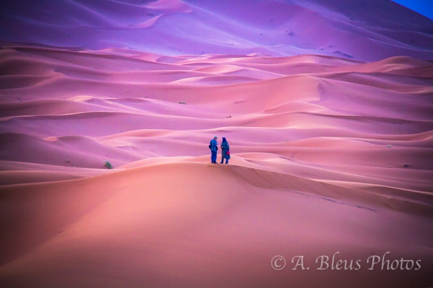 We have a deal, Sahara Desert, Morocco