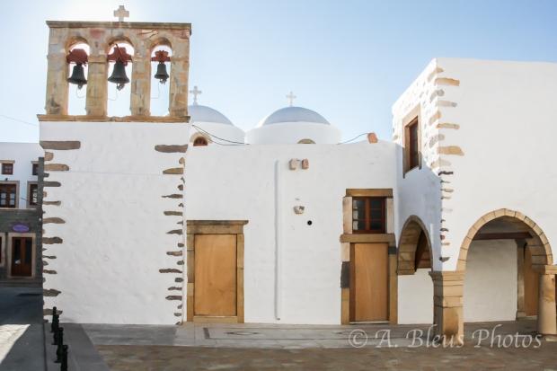Church in Patmos, Greece