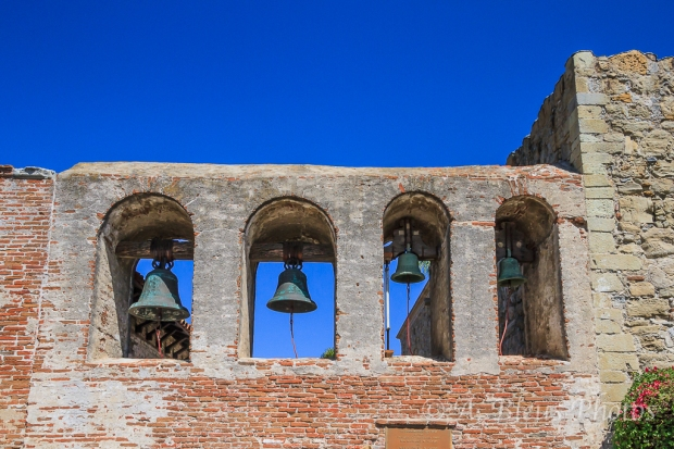 Bells at Mission San Juan Capistrano's, California_7284