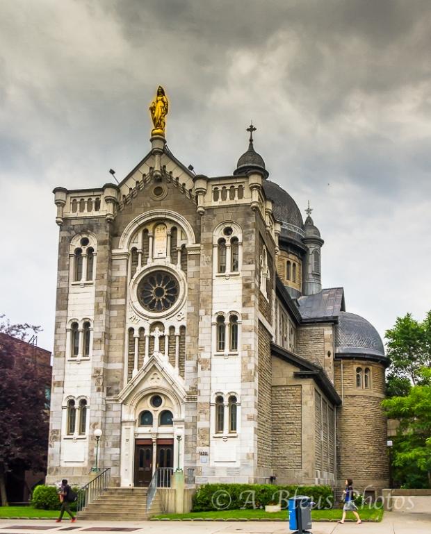 Chapelle Notre-Dame-de-Lourdes, Montreal