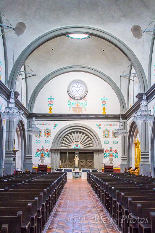 Mission San Juan Capistrano Nave, California_7269