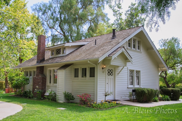 R. Nixon Birthplace House, Yorba Linda, California