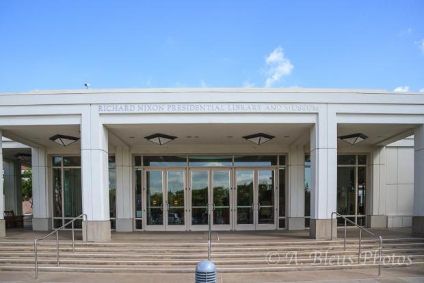 R. Nixon Library & Museum, Yorba Linda, California