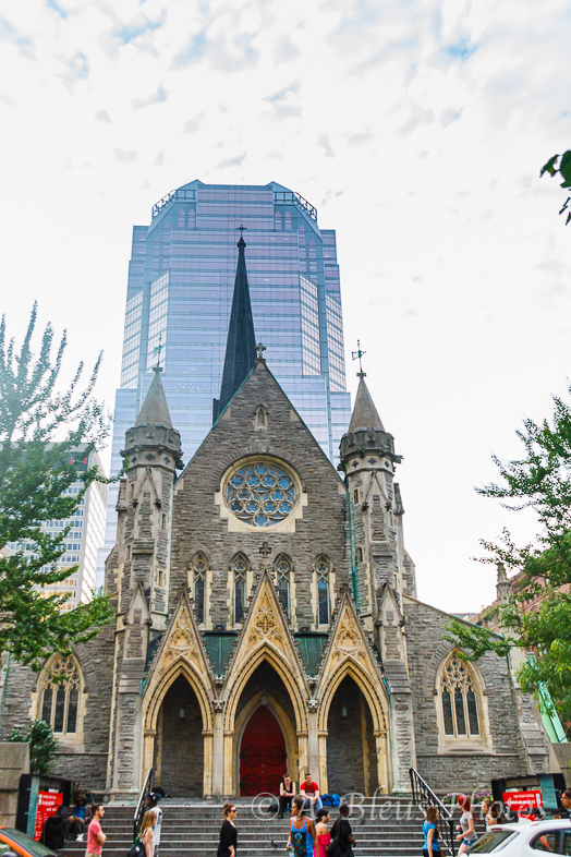 Christ Church Cathedral, Montreal _