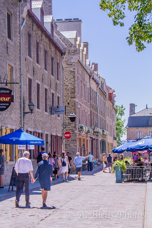 City View_6379, Old Quebec, Canada