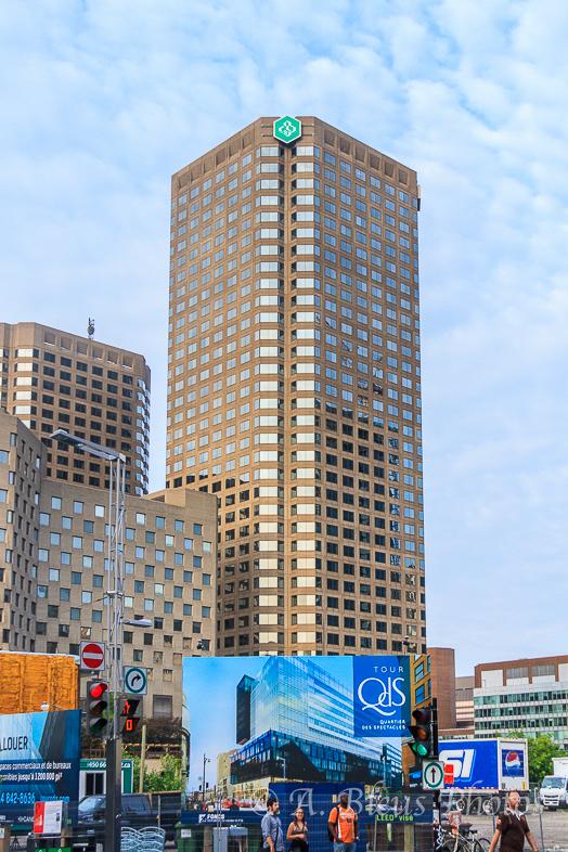 Complexe Desjardins Tour, Montreal
