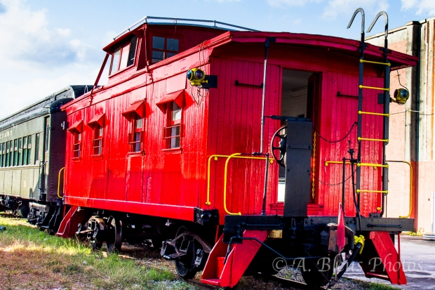 Red Caboose-1
