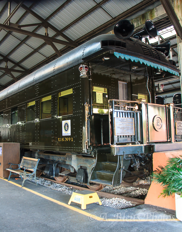 The Gold Coast Railroad Museum, Miami-1