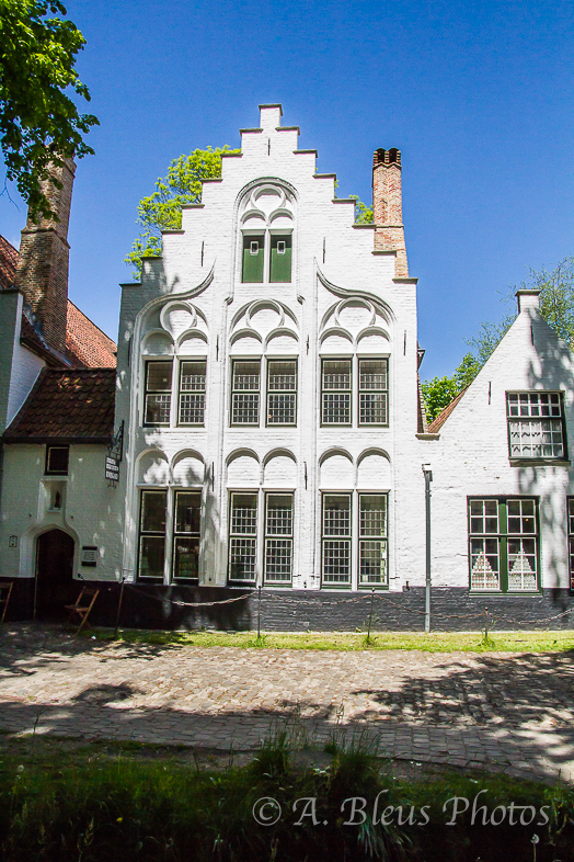 Beguinage of Brugges, MG 8849 Belgium