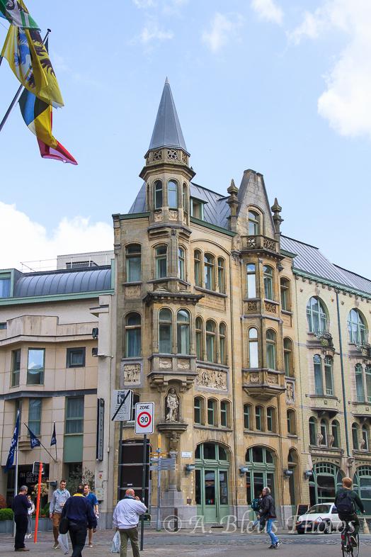Corner Building, MG 8843, Ghent Belgium