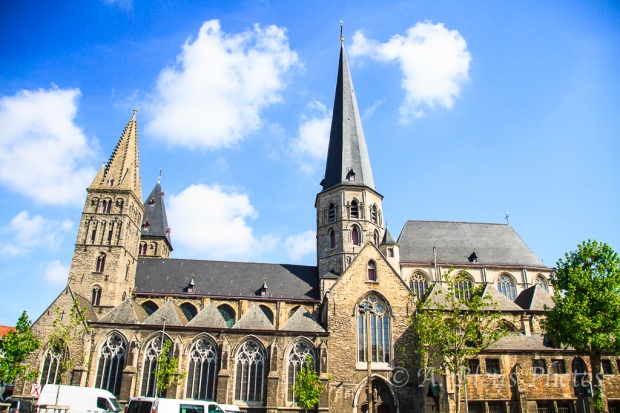 St. James Church, Gent, Belgium