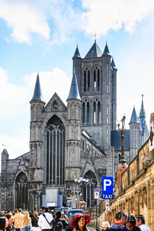 St. Nicholas' Church, Ghent Belgium