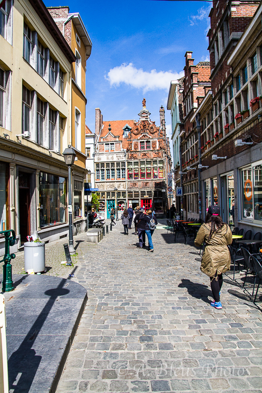 Streets of Gent, Belgium