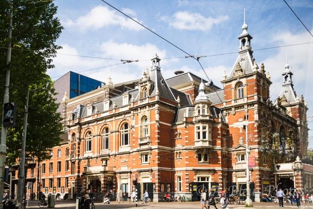 Corner Street Building,  Amsterdam