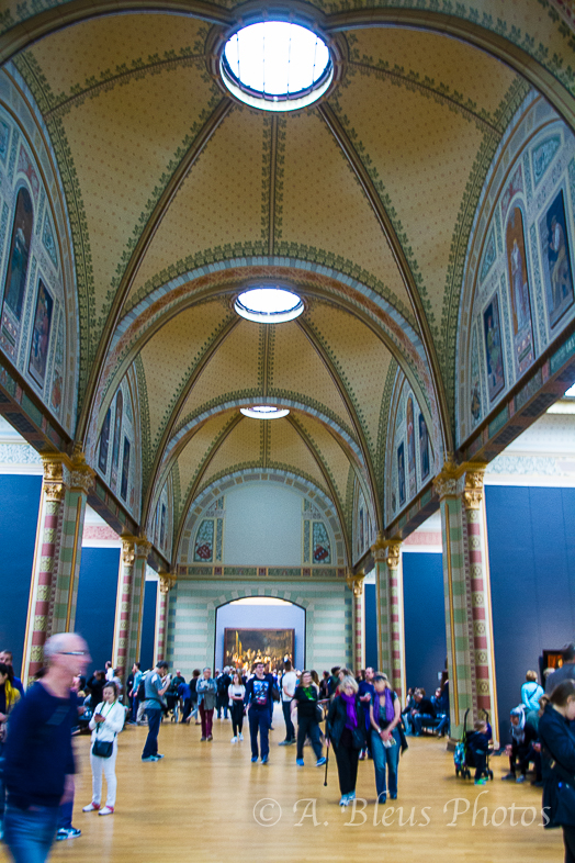 Dome Ceiling at Rijksmuseum Building, Amsterdam MG_9057
