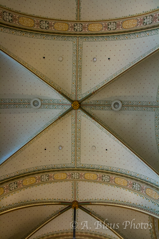 Dome Ceiling at Rijksmuseum t, Amsterdam MG_9094