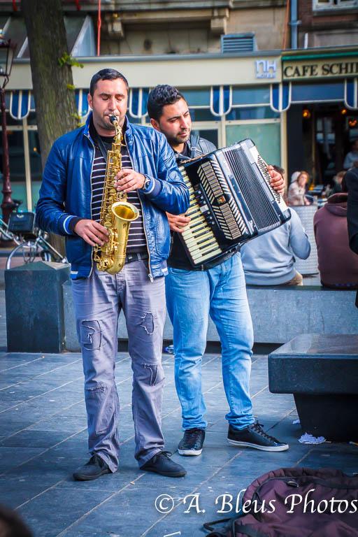 Street Musicians, MG_9154, Amsterdam
