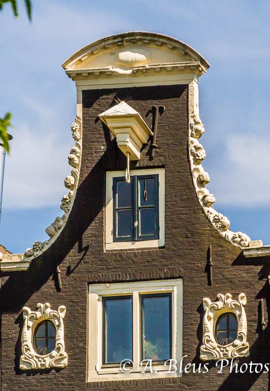 Building Façade MG_9334,  Amsterdam