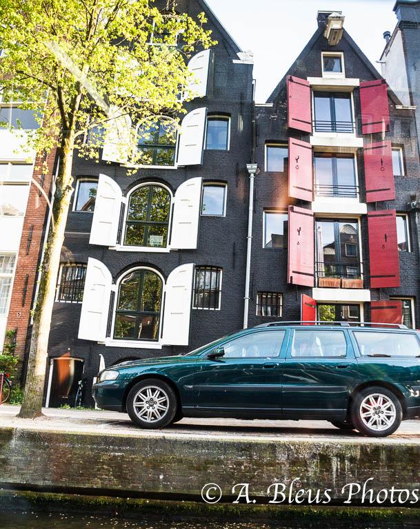 House Façade MG_9209, Amsterdam