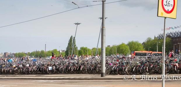 More Bikes, Amsterdam