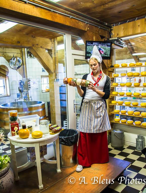 Zannse Schans Cheese MakerMG_9298, Holland