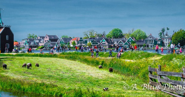 Zannse Schans Village MG_9257, Holland