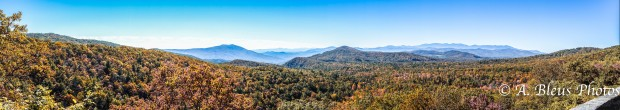 Great Smoky Mountains Pano, NC _DSCO2246