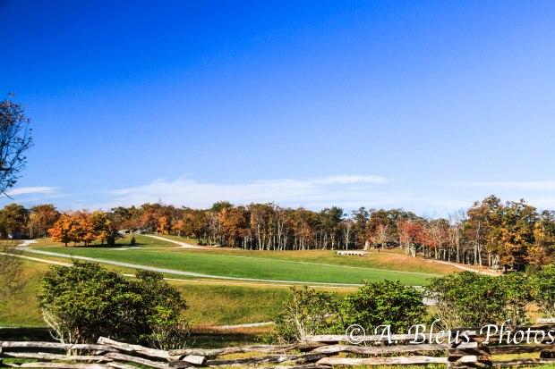 Pano View from the Blue Ridge Parkway, North Carolina MG_9435