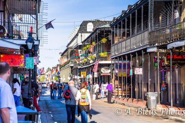 Bourbon Street Nw Orleans, Louisiana, MG_9681