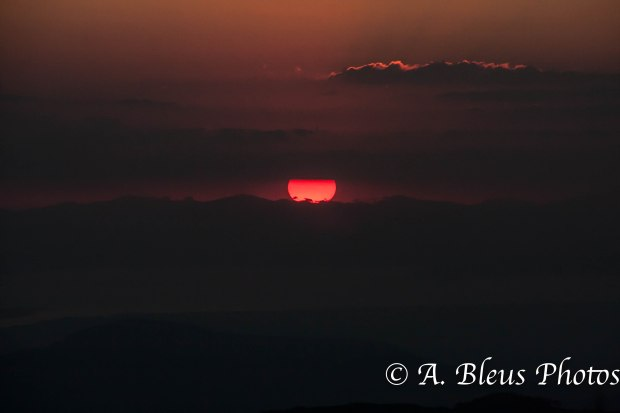 Sunset in San Ramon 2, Costa Rica