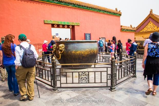 Copper Bowl- Forbidden City, Beijing MG_2342
