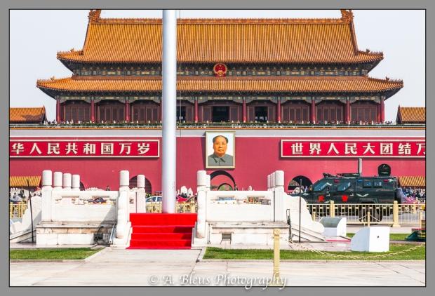 Mausoleum of Mao Zedong, Tiananmen Square, Beijing-2