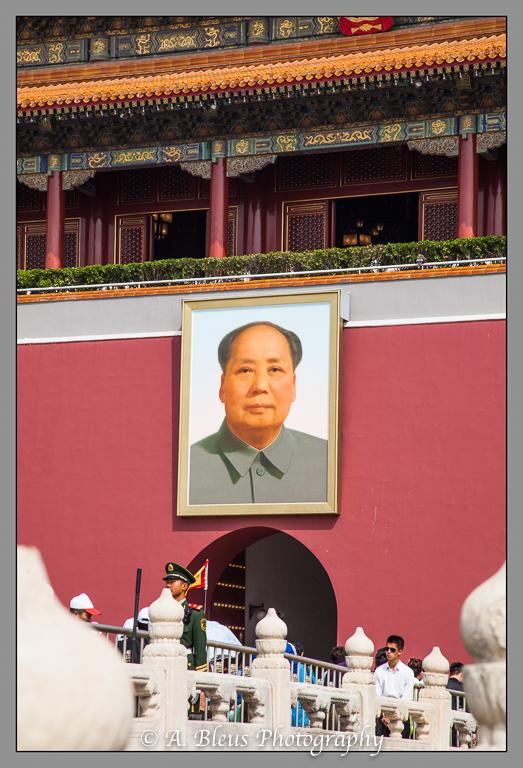 Mausoleum of Mao Zedong, Tiananmen Square, Beijing-3