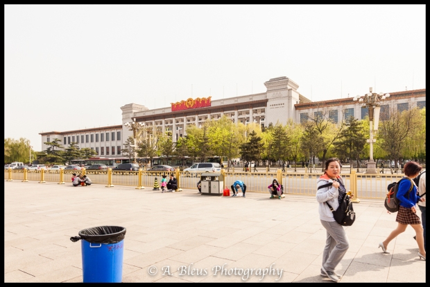 National Museum of China, Tiananmen Square Beijing