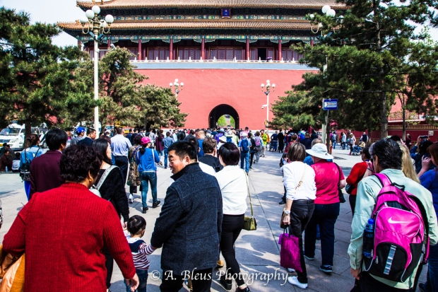 Tiananmen Square, Beijing and its visitors-4
